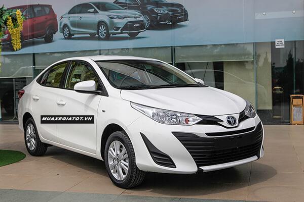 Chi tiết Toyota Vios E MT 2020 số sàn – Chiếc Vios có giá bán hấp dẫn nhất