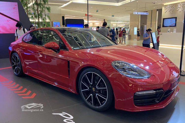 Đánh giá Porsche Panamera 2020, Sedan cao cấp cho tín đồ yêu thể thao