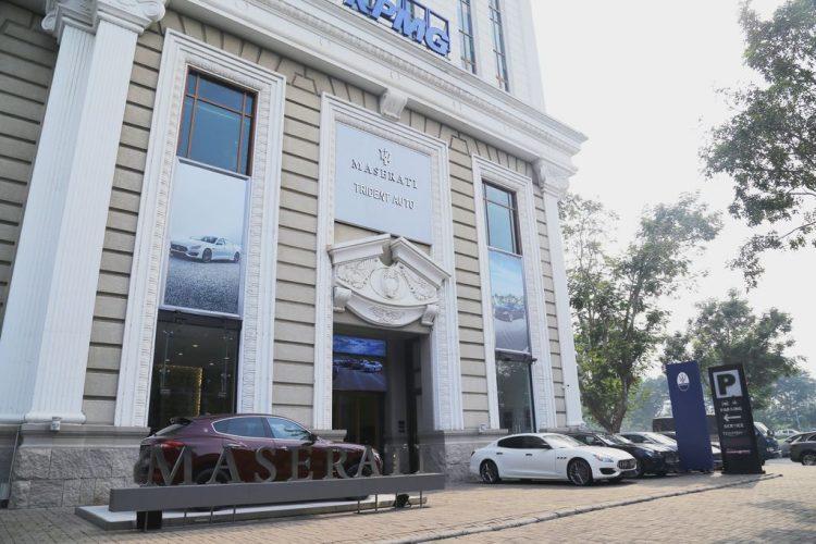 Giới thiệu Showroom Maserati Phú Mỹ Hưng, Tp. Hồ Chí Minh