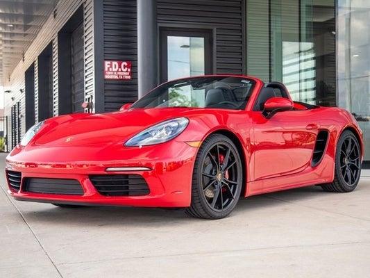 Đánh giá xe Porsche 718 2020 – Xe thể thao Đức giá mềm
