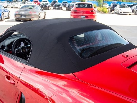 2020 Porsche 718 Boxster S 2020 Xetot com 9 - Đánh giá xe Porsche 718 2021 - Xe thể thao Đức giá mềm
