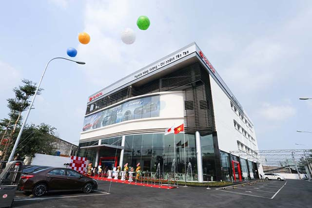 3 - Giới thiệu đại lý Toyota Tân Tạo - Toyota Hùng Vương chi nhánh Tân Tạo