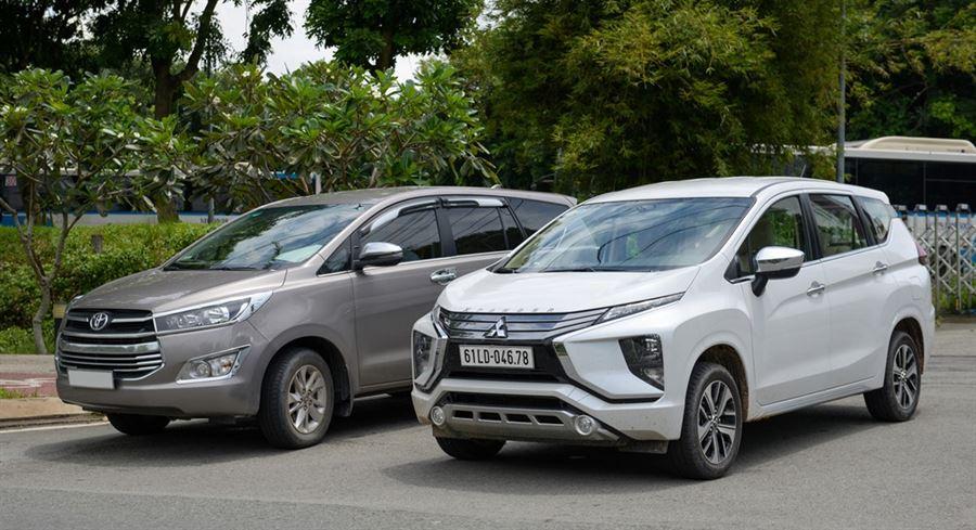 4 - Toyota Innova giảm giá 100 triệu, chọn mua Innova hay Xpander?