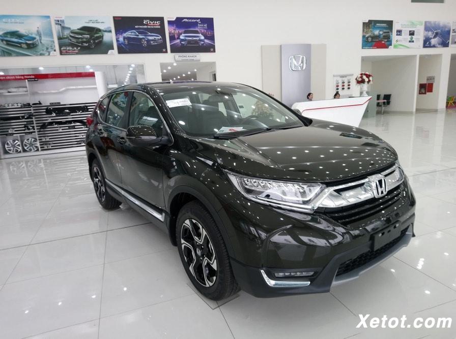 6 - Top 3 xe Ô tô bán chạy nhất của Honda năm 2019
