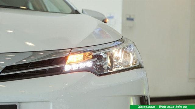 Toyota Corolla Altis 1.8G 2020 - 2