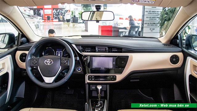 Toyota Corolla Altis 1.8G 2020 - 6