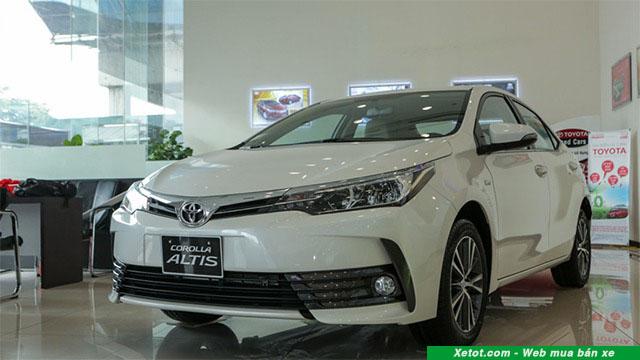 Toyota Corolla Altis 1.8G 2020 - 9
