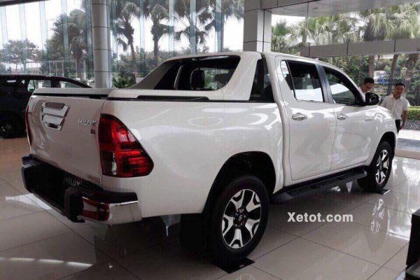 Toyota Hilux 2.8G 4X4 AT 2020 MLM (Thùng xe)