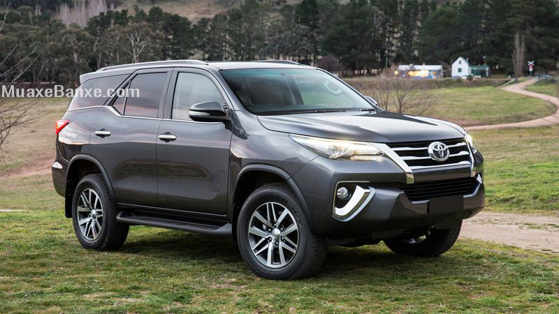 danh gia xe toyota fortuner 2 7at 4 4 2019 may xang 2 cau xetot com - Nên mua Toyota Fortuner 2020 hay chờ Mitsubishi Pajero Sport 2020 ra mắt
