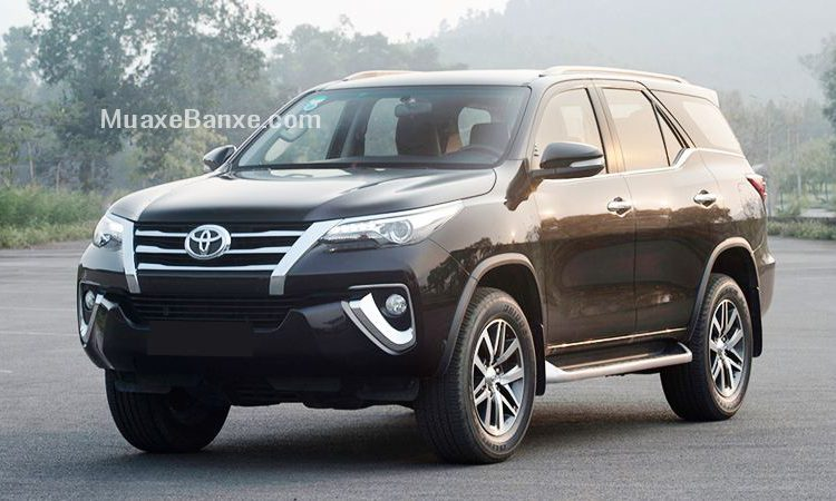 """Chi tiết xe Toyota Fortuner 2.7V 4×4 2020 – """"êm ái"""" chinh phục mọi địa hình"""