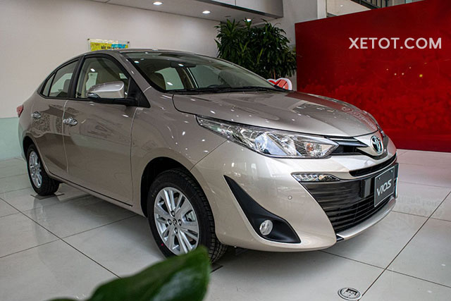 Toyota Vios 2020 ra mắt Thái lan vào đầu tháng 01/2020 vẫn giữ nguyên động cơ 1.5L