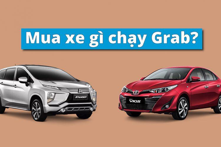 Mua xe chạy Grab, chọn Toyota Vios hay Mitsubishi Xpander?