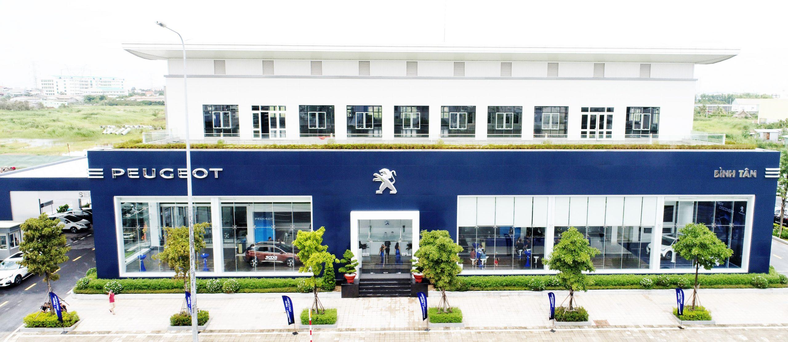 pe - Giới thiệu đại lý Peugeot Bình Tân, Quận Bình Tân, TP. HCM