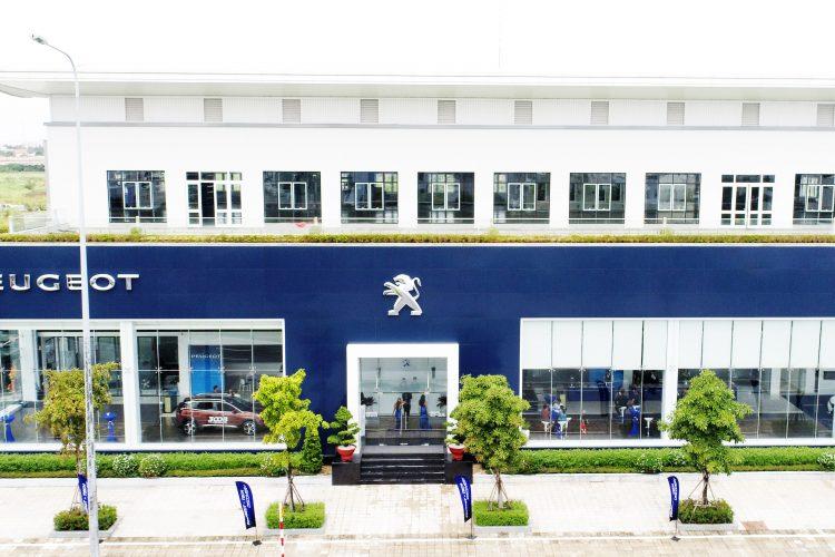 Giới thiệu đại lý Peugeot Bình Tân, Quận Bình Tân, TP. HCM