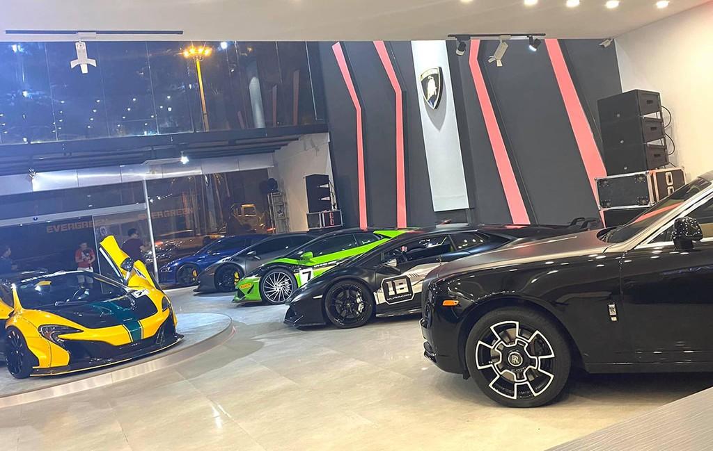 vov supercars quan 7 hcm xetot com 10 - Giới thiệu showroom siêu xe VOV Super Cars, Quận 7, TP. HCM