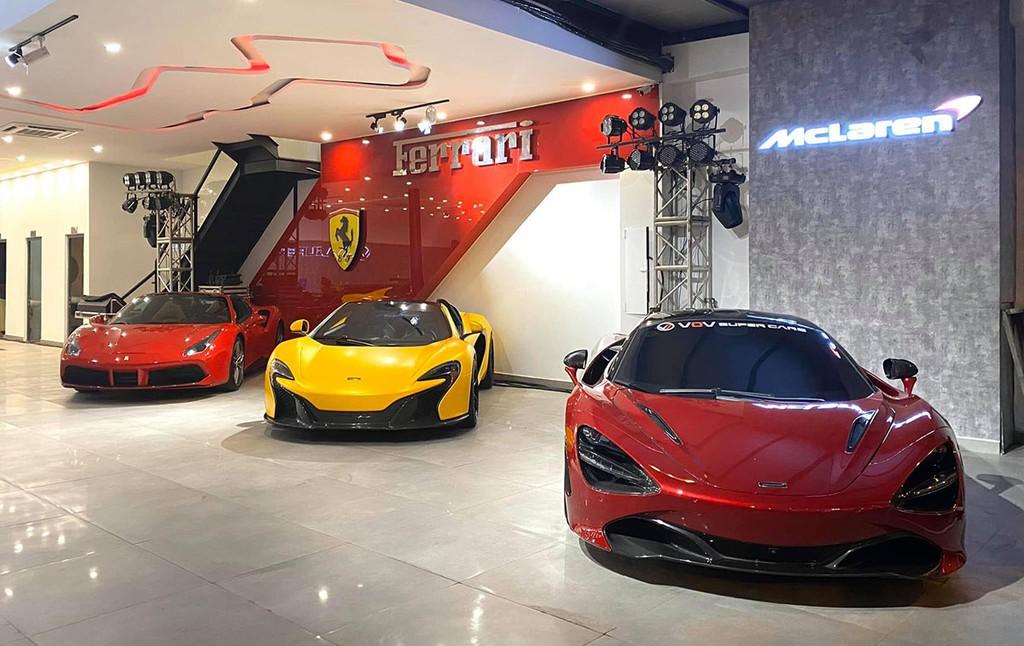 vov supercars quan 7 hcm xetot com 3 - Giới thiệu showroom siêu xe VOV Super Cars, Quận 7, TP. HCM