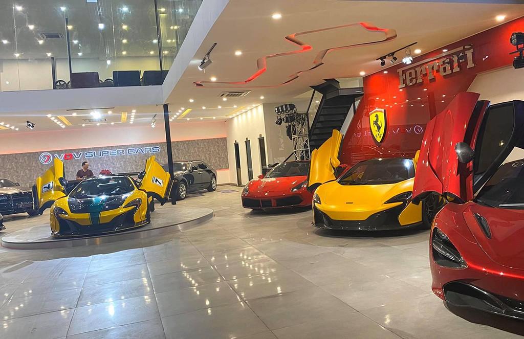 vov supercars quan 7 hcm xetot com 4 - Giới thiệu showroom siêu xe VOV Super Cars, Quận 7, TP. HCM