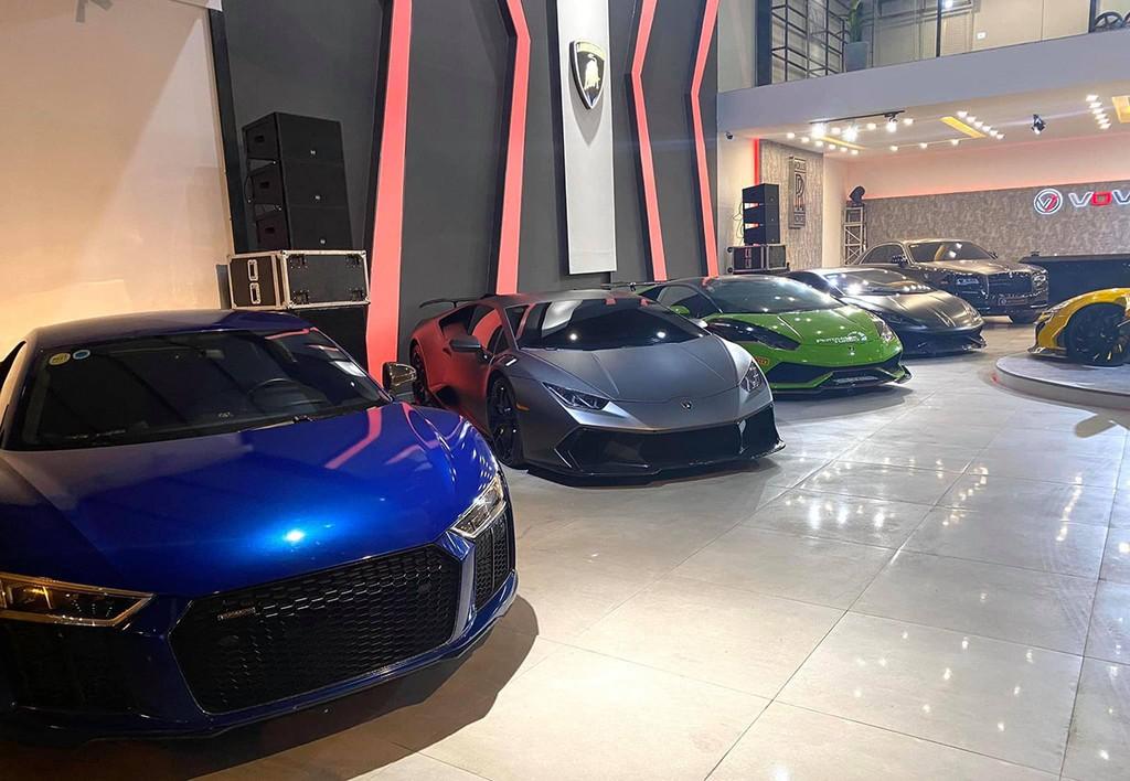 vov supercars quan 7 hcm xetot com 8 - Giới thiệu showroom siêu xe VOV Super Cars, Quận 7, TP. HCM