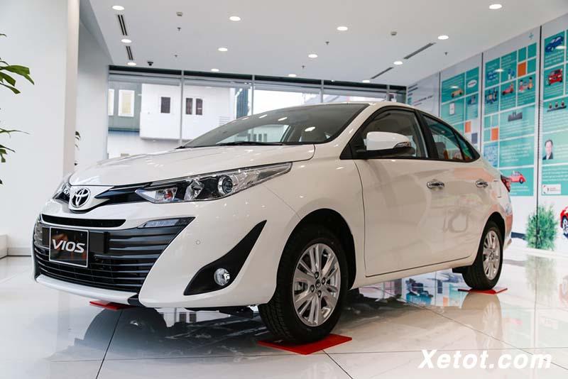 Đánh giá xe Toyota Vios 2020 kèm giá bán & Khuyến mãi #1