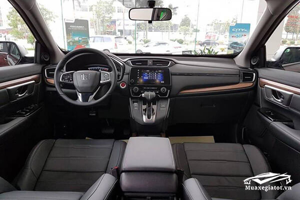 """noi that honda cr v g 2020 xetot com 12 - Chi tiết xe Honda CR-V 1.5 G 2021 - """"đủng đỉnh"""" ngôi vương Crossover"""
