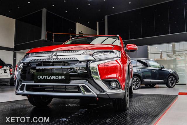 2 1 - So sánh Outlander 2020 và Mazda CX-5 2020 - Kỳ phùng địch thủ