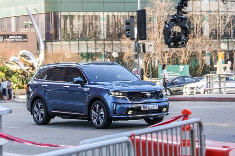 Kia Sorento 2021 mới ra mắt – Nhiều khả năng sẽ cập bến Việt Nam