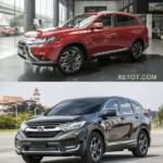 """4 150x150 - So sánh Mitsubishi Outlander 2020 và Honda CR-V 2020: """"người tám lạng, kẻ nửa cân"""""""