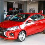 9 150x150 - Mitsubishi Attrage 2020 có gì mới để cạnh tranh Vios, Accent,Soluto?