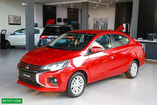 9 - Mitsubishi Attrage 2020 có gì mới để cạnh tranh Vios, Accent,Soluto?
