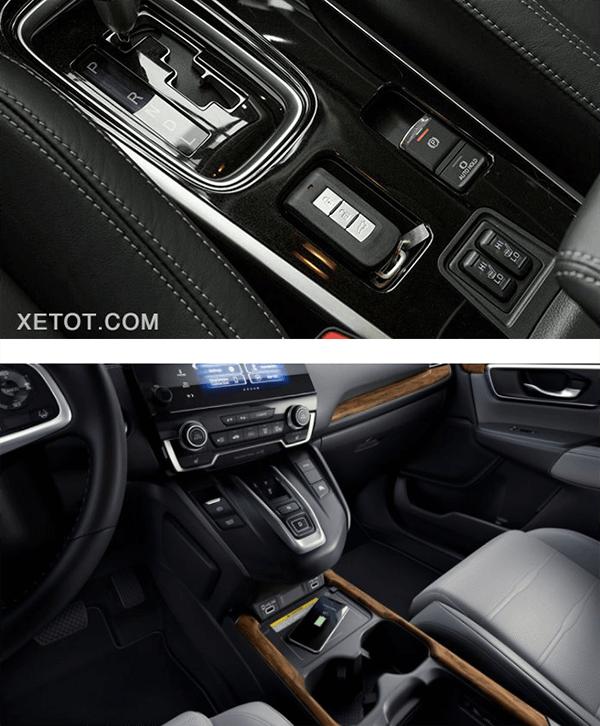 So sánh Mitsubishi Outlander 2020 và Honda CR-V 2020 - 2