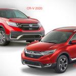 4 150x150 - Những điểm mới nổi bật trên Honda CR-V 2020 sắp bán tại Việt Nam