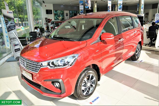 5 1 - So sánh Suzuki Ertiga 2020 và Mitsubishi Xpander 2020 bản số tự động