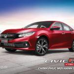 5 150x150 - Chi tiết xe Honda Civic RS màu đỏ cá tính mới ra mắt