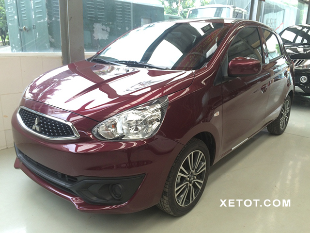 gia-xe-Mitsubishi-Mirage-MT-so-san-2020-2021-xetot-com
