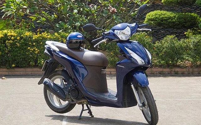 """1 - Đánh giá Honda Vision 2021: """"thách thức"""" Yamaha Janus"""