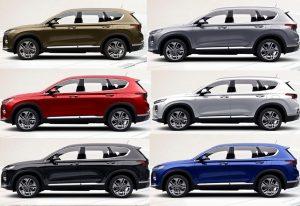 """5634 hyundai santafe 2019 300x206 - Đánh giá Hyundai SantaFe 2.2 Dầu Đặc biệt - máy dầu chạy phà phà, tiện nghi """"max ga"""""""