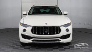 giá xe Maserati Levante