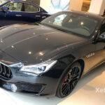 giá Xe Maserati Quattroporte