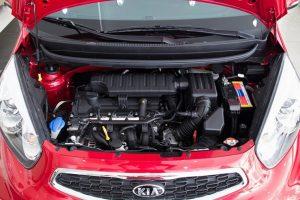 """Kia Morning Standard AT anh 14 300x200 - Chi tiết xe Kia Morning Standard AT 2021 - số tự động giá """"chạm"""" sàn"""