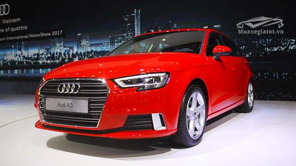 Giá xe Audi A3