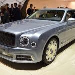giá xe Bentley