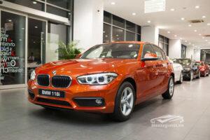 giá xe BMW 118i