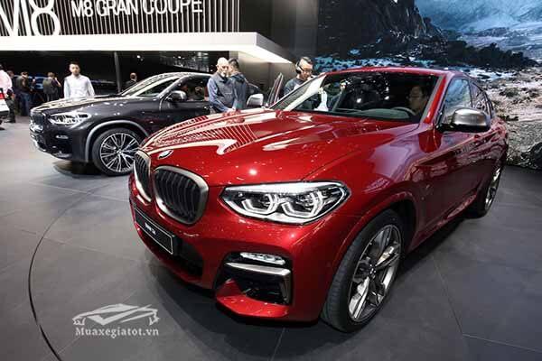 giá xe BMW X4