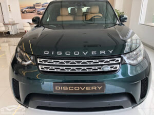 giá xe Land Rover Discovery