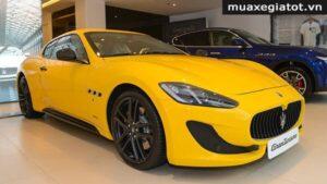 Giá xe Maserati GranTurismo Sport