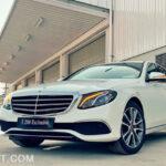 giá xe Mercedes E200 Exclusive