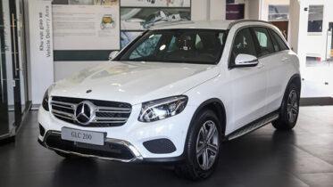 giá xe Mercedes GLC 200