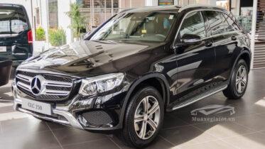 giá xe Mercedes GLC 250 4MATIC