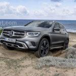 giá xe Mercedes GLC