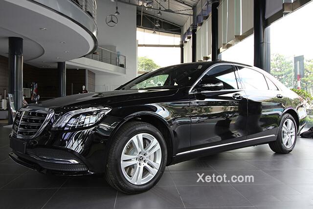 giá xe Mercedes S450L Luxury